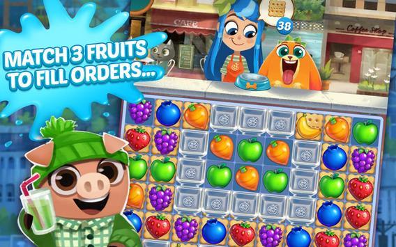 Juice Jam - Puzzle Game & Free Match 3 Games apk screenshot
