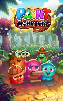 Paint Monsters APK Download - Free Puzzle GAME for Android | APKPure.com