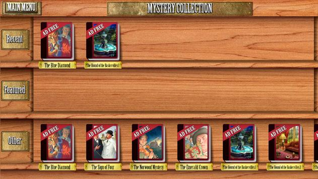 Mystery Hidden Object FREE apk screenshot