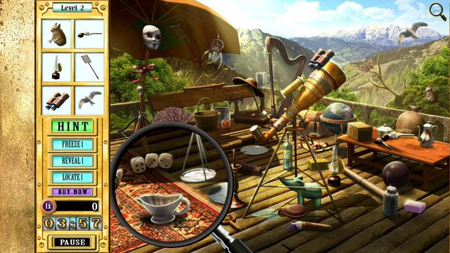 Mystery Hidden Object FREE poster
