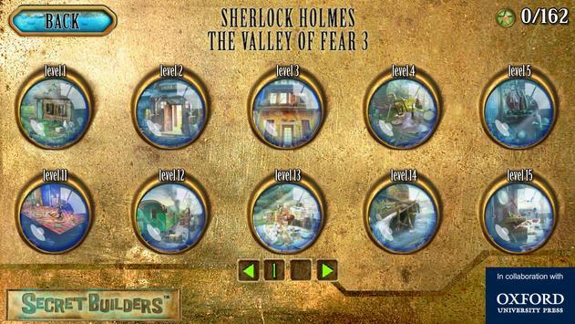 Hidden FREE Valley of Fear 3 screenshot 4