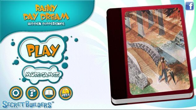 Rainy Day Dream Game FREE screenshot 3