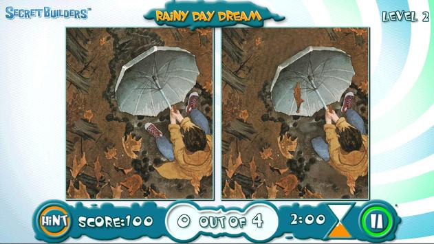Rainy Day Dream Game FREE poster
