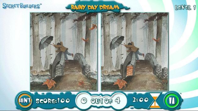 Rainy Day Dream Game FREE screenshot 13