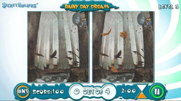Rainy Day Dream Game FREE screenshot 2