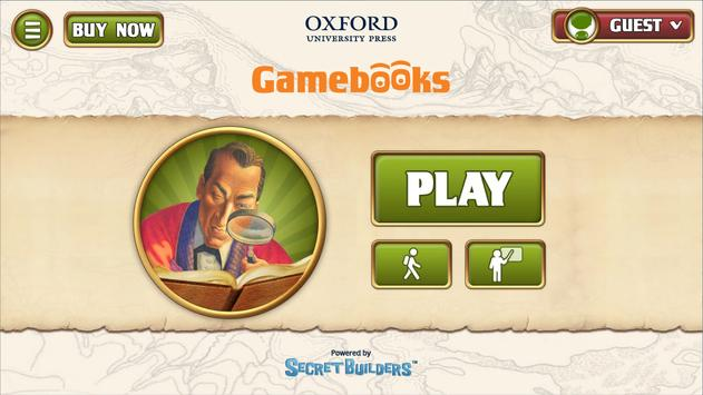Gamebooks Read & Learn English apk screenshot