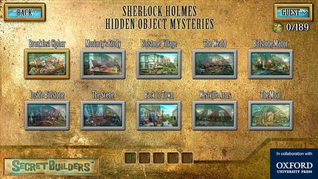 Sherlock Holmes Mysteries screenshot 16