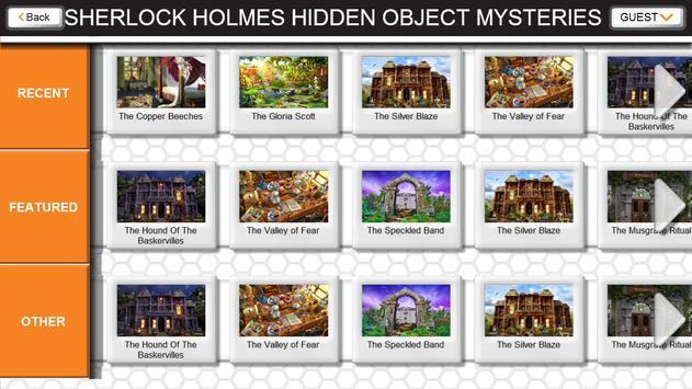 Sherlock Holmes Mysteries screenshot 17