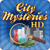 City Mysteries HD Free icon