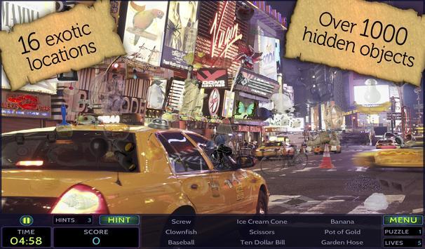 City Mysteries HD Free apk screenshot