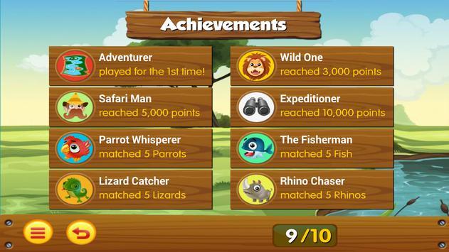Cute Safari apk screenshot