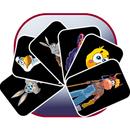 لعبة الكروت المتشابهة APK