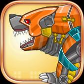 Zoo Robot:Bear icon