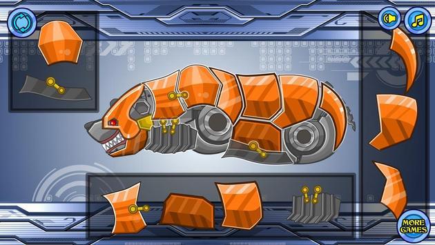 Zoo Robot:Bear screenshot 3