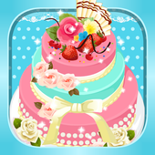 Summer Party Cake icon