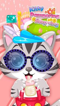 Cute Kitty - Pet Dressup Game screenshot 4