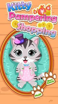 Cute Kitty - Pet Dressup Game screenshot 5