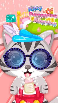 Cute Kitty - Pet Dressup Game screenshot 9
