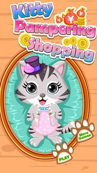 Cute Kitty - Pet Dressup Game poster