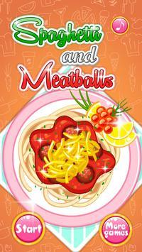 Pasta & Meatballs poster
