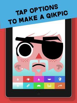 QikPic - Avatar & Profile Pics apk screenshot