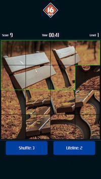 16 Tiles Photo Puzzle apk screenshot