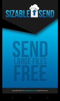 Sizable Send poster