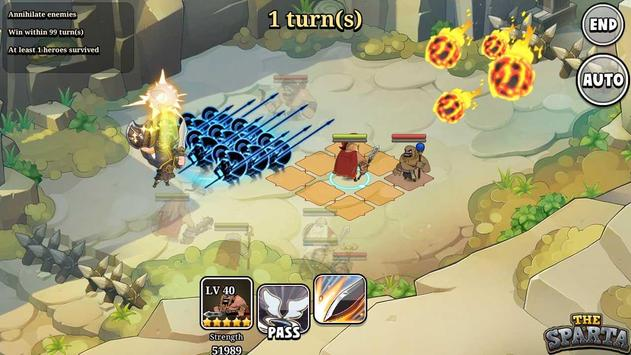 The Sparta apk screenshot