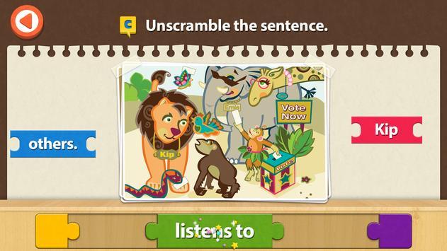 동물스토리 무료 영어동화 액션리딩 (LEAD21) screenshot 12