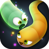 Snake IO: play with buddies icon