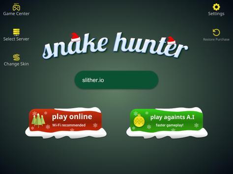 Slitherio Battle - MMO Slither apk screenshot