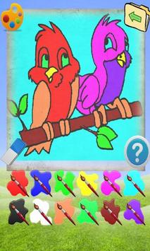 Coloring Game Animals screenshot 4