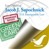 Marriage Based Green Card icon