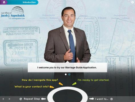 Marriage Based Green Card poster
