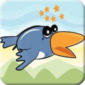Angry Crow Survival icon