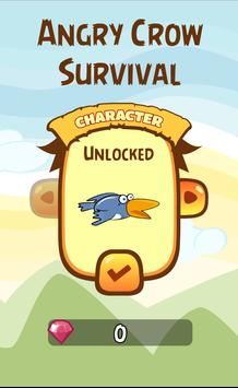 Angry Crow Survival screenshot 3