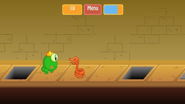 Snake VS Frog screenshot 3