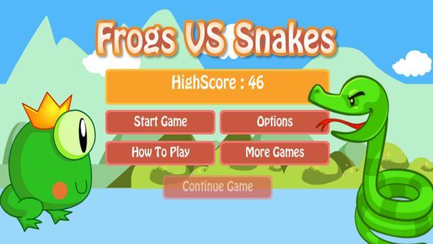 Snake VS Frog screenshot 4