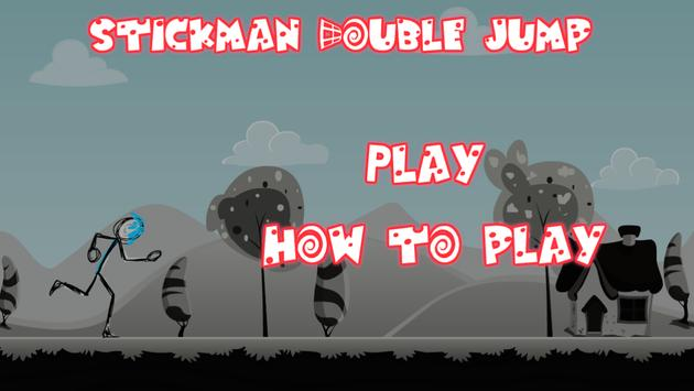 Stickman Double Jump poster