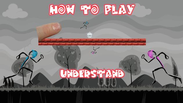 Stickman Double Jump screenshot 1