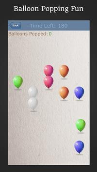 Balloon Sky: Pop and Tap Game poster