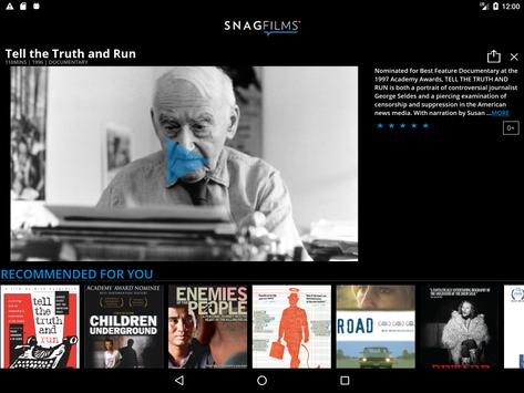 SnagFilms Screenshot 7