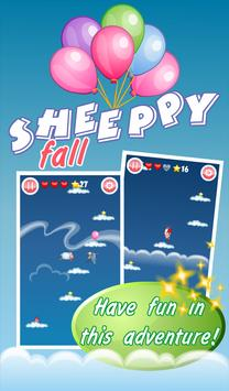 Sheeppy Fall poster