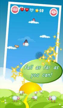 Sheeppy Fall apk screenshot