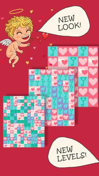 Heart Throbs ❤️ Valentine's Day Fun Game poster