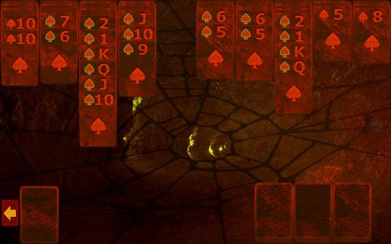 Spider(solitaire) apk screenshot