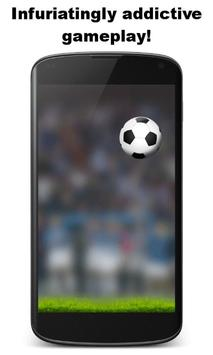 Super⚽Kickups soccer game poster