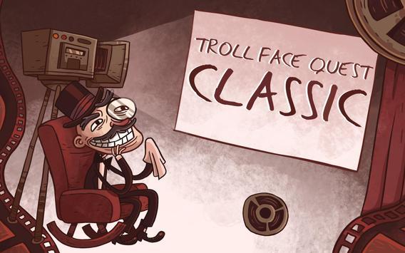 Troll Face Quest Classic apk screenshot