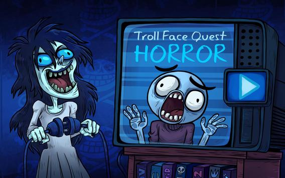 Troll Face Quest Horror screenshot 5