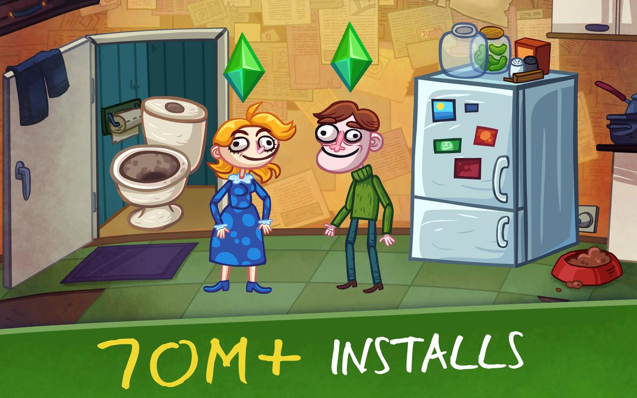 Troll Face Quest Video Games 2 for Android - APK Download